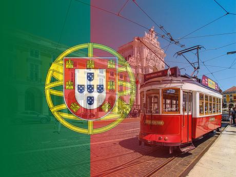 Onlinejournalismus-Studierende können ein Semester in Portugal verbringen.
