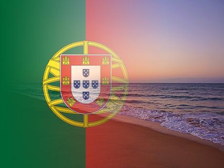 Onlinejournalismus-Absolvent Kevin machte ein Praktikum in Portugal.