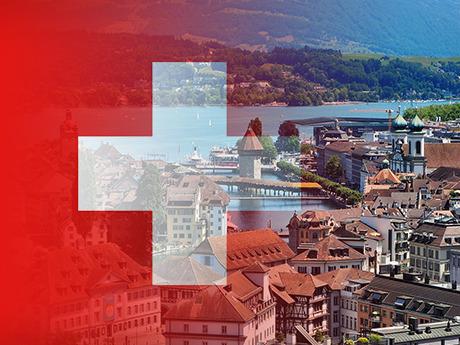 Absolventin Lena verbachte ihren Auslandsaufenthalt in der Schweiz.