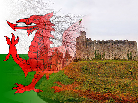 Seinen Master schloss Onlinejournalismus-Absolvent Kevin in Wales ab.